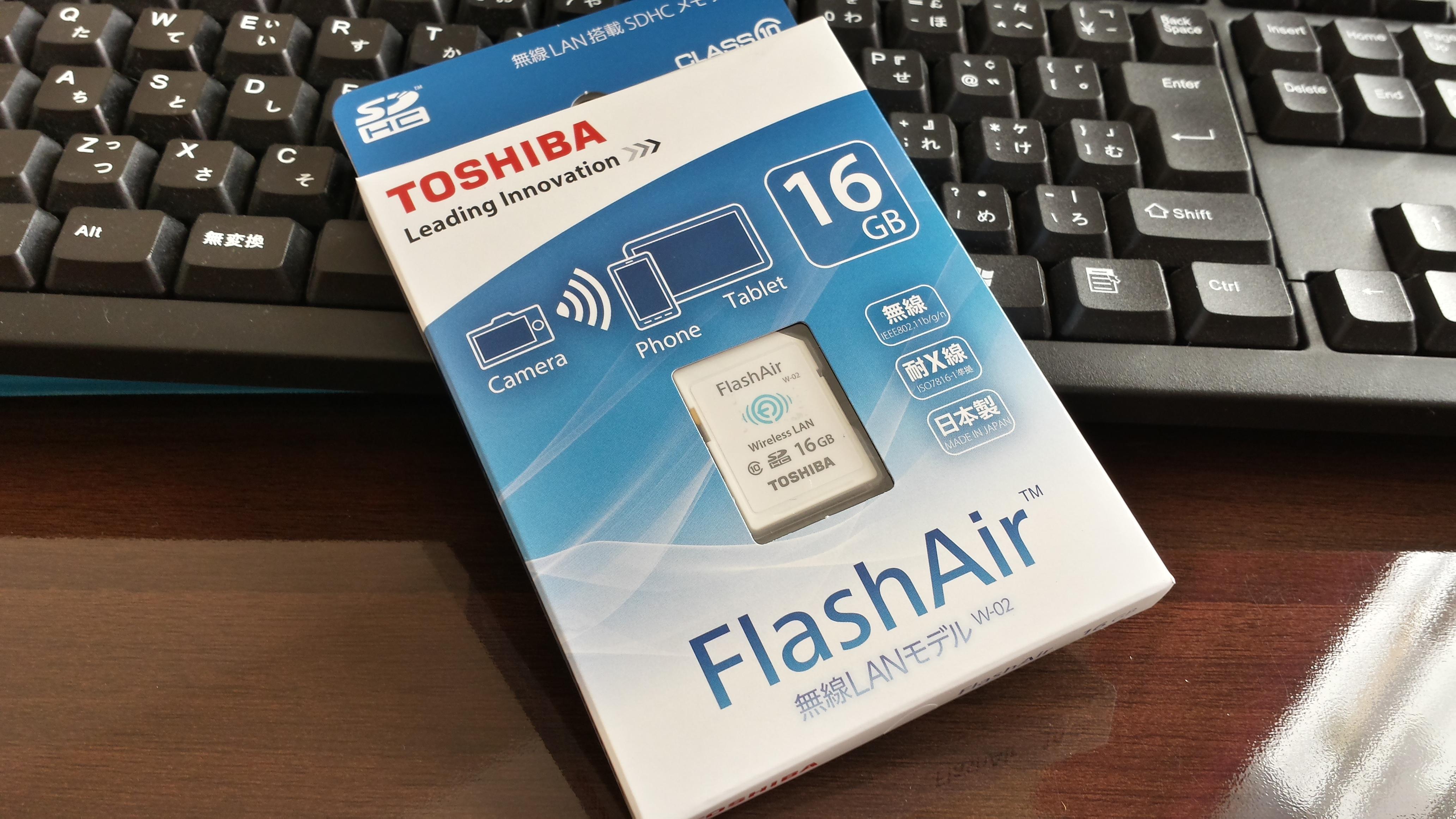 FlashAir