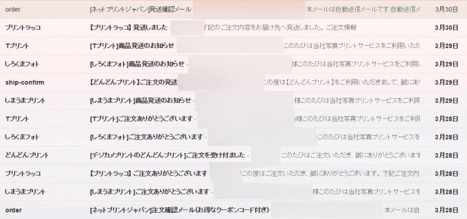 メール編集