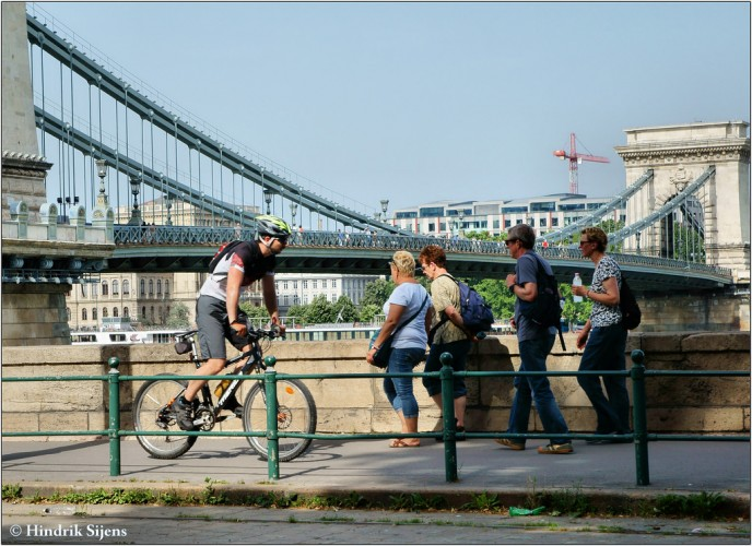 photo credit: Biker meets Pedestrians via photopin (license)