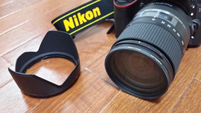 Lens hood2