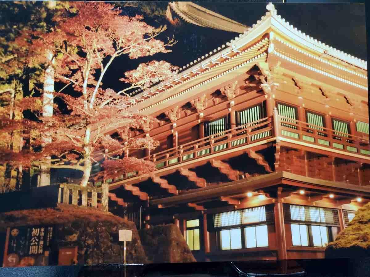 どんどんプリント-社寺(紅葉)